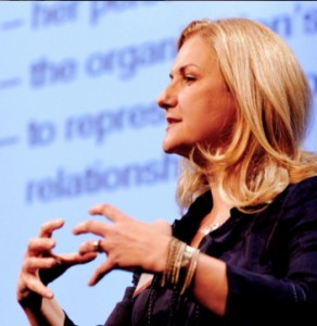 Speaking at the Corporate Reputation Conference in Amsterdam, June 09