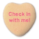 check in heart