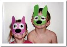 imposter kids in masks authentic fake organizations astroturfing