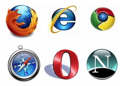 Logos Browsers Brand Identity And What You Value